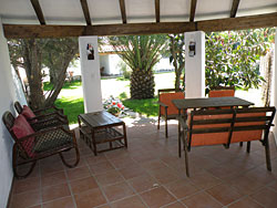 Apartamentos villa encarnaci n alojamiento rural en for V encarnacion salon